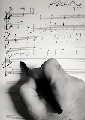 La matita delle melodie di Massimo_Vitellino