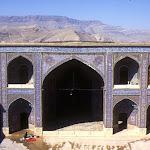 Mosquée du Régent : cour depuis le minaret