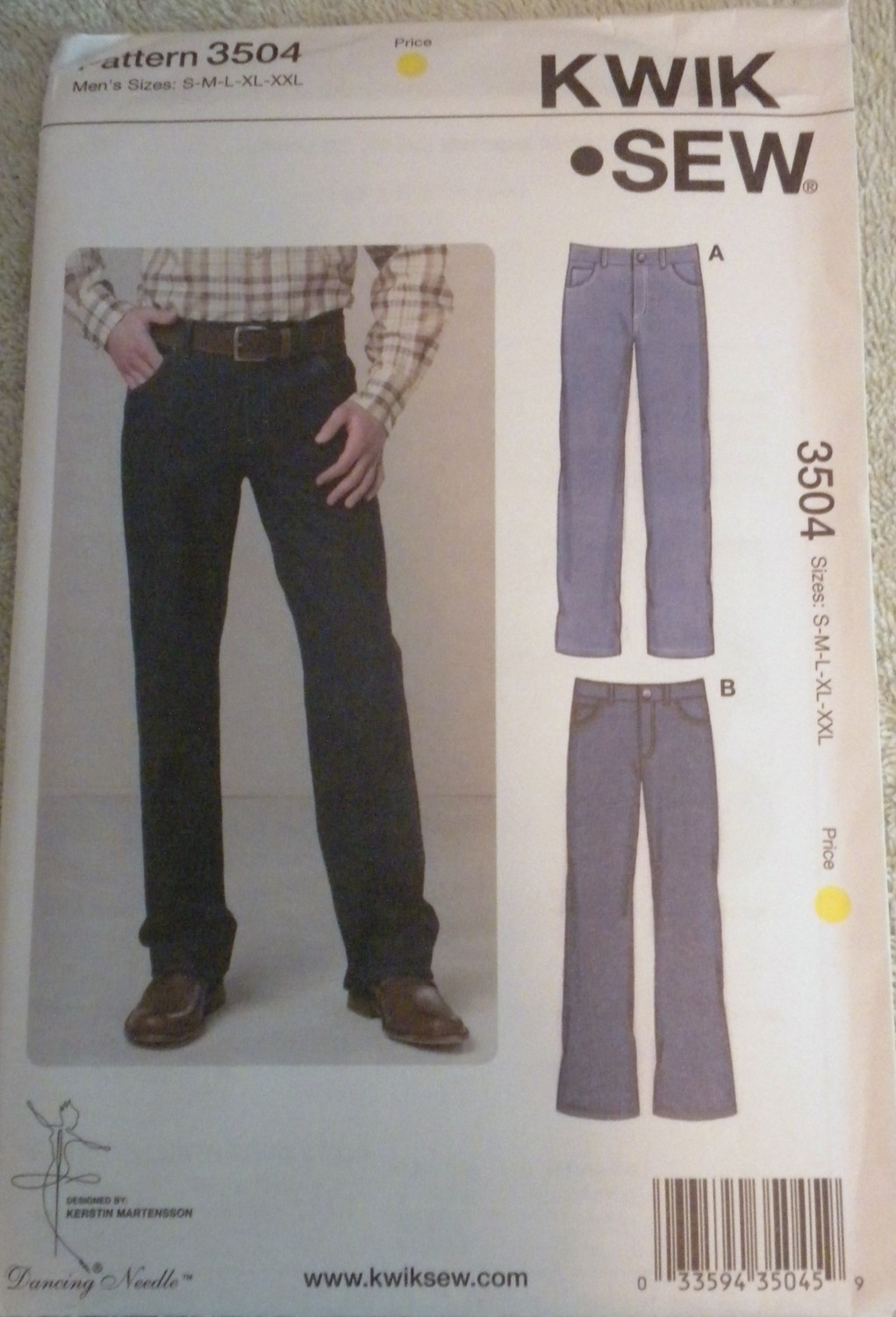 Male pattern boldness mpb jeans sew along save the date kwik sew 3504 is currently for sale at fabric where when last i checked they had 4 in stock theyve told me they will reorder when theyre down to 2 jeuxipadfo Choice Image