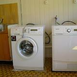 Vaskemaskin og tørketrommel