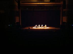 HsinChu Concert Hall Taiwan Tour 2011
