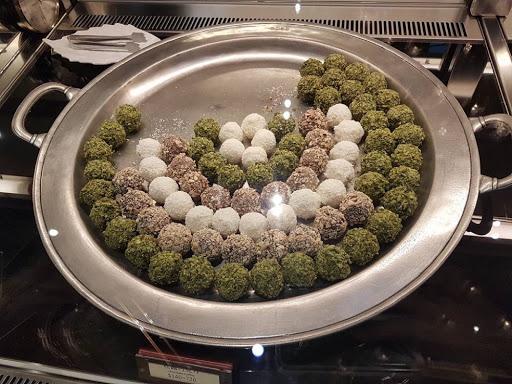Chocolate truffles from Miyahara Taichung