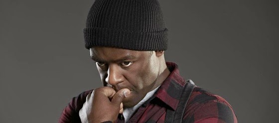 Adrian Lester is Jan May