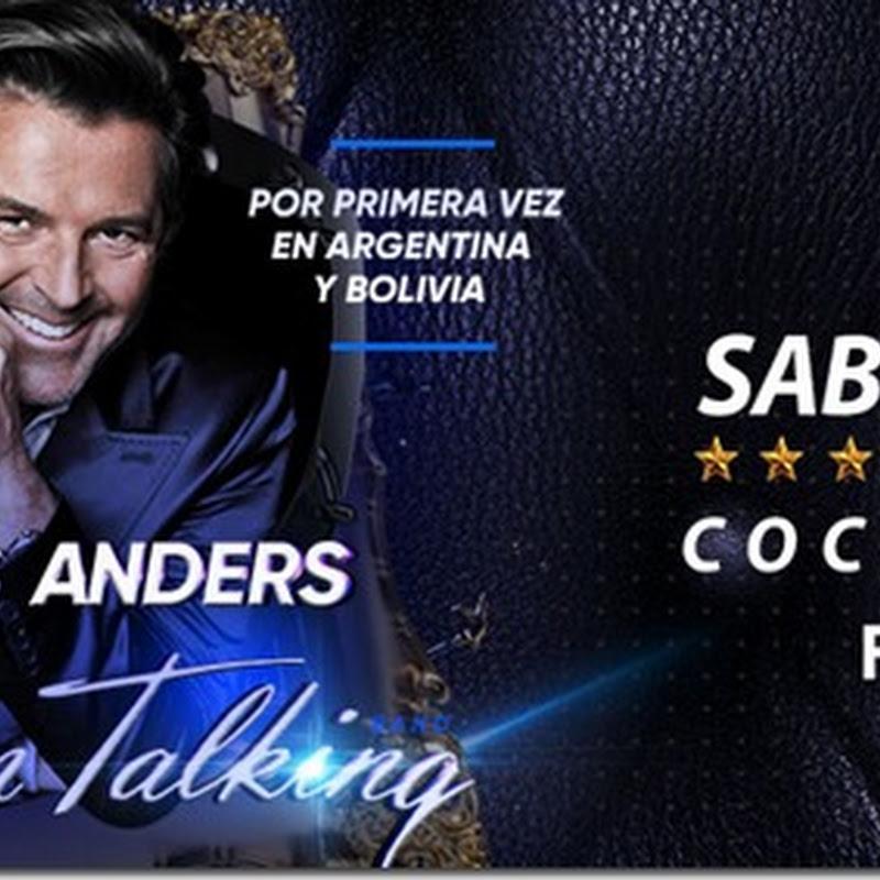 Septiembre 2017: Concierto de Thomas Anders & Modern Talking en Bolivia
