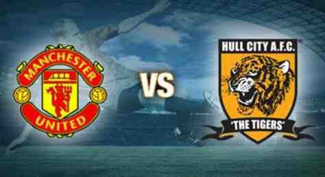 Manchester United vs Hull City EFL Cup Match Highlight