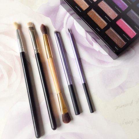 Eyeshadow-Brushes