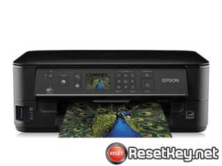 Reset Epson SX440 Waste Ink Counter overflow problem