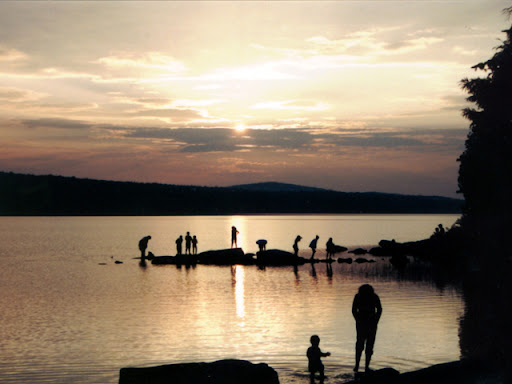sunset on big averill copy