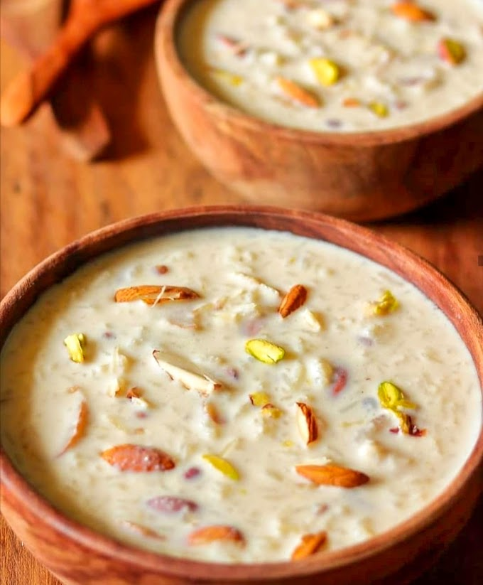 Kheer/ Rice Kheer Recipe | Breakfast Care