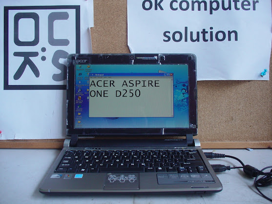 Keyboard Acer Aspire One A150 D150 D250