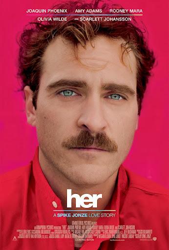 Δικός Της Her Poster