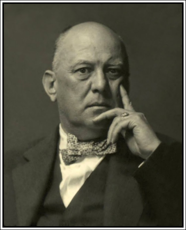 Aleister Crowley Life Pics 8, Aleister Crowley