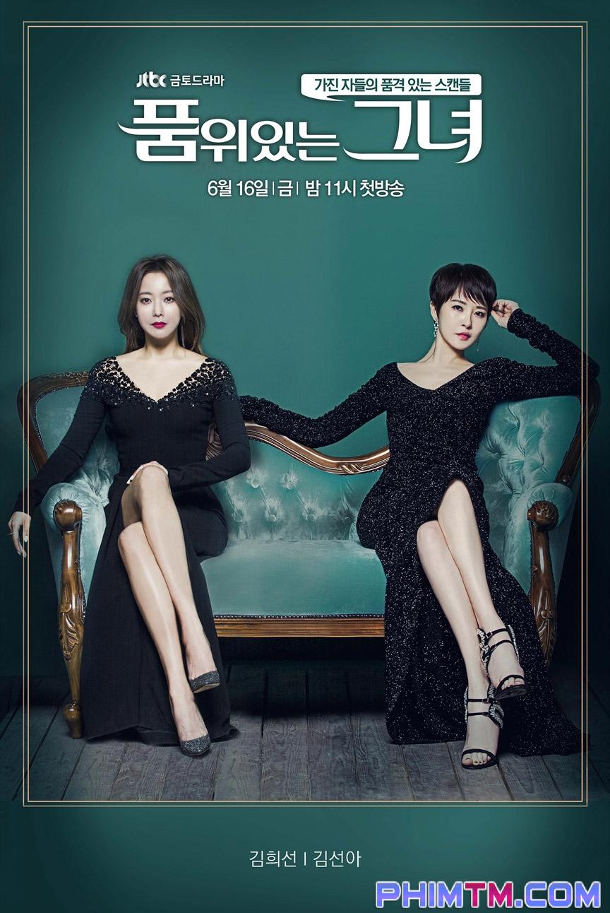 Từ căm phẫn đến hả hê với 5 cuộc trả thù chồng ngoại tình đáng sợ nhất phim Hàn - Ảnh 2.