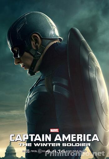 Chiến Binh Mùa Đông- Captain America: The Winter Soldier