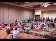 Tony Horton With Kids Event In Lincoln