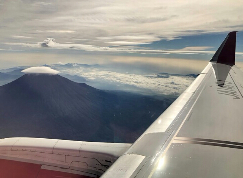Fuji Dream Airlines Tawarkan Paket Murah Tamasya ke Gunung Fuji