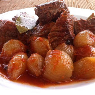 Greek Beef Stifado Recipes