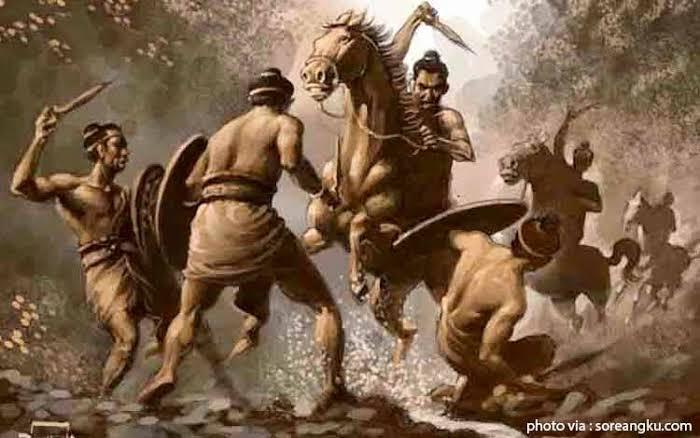 Kisah Kudeta Ra Kuti Pengawal Raja Majapahit yang Ditumpas Gajah Mada