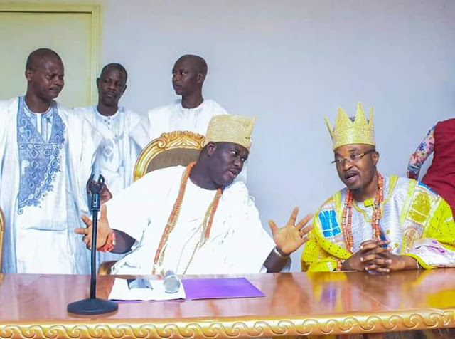 I have no dispute with Oluwo ―Ooni
