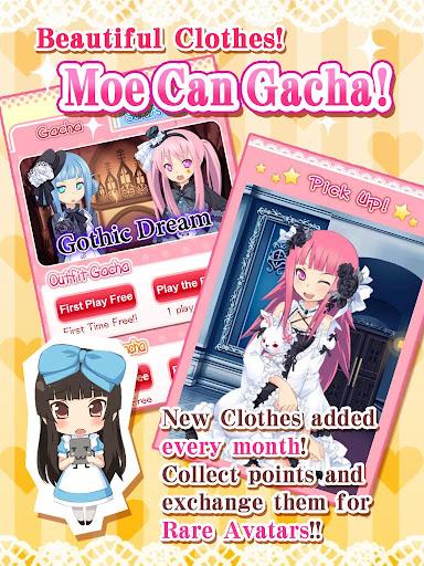 MOE Can Change! ~Me & MyRoid~ apkdebit screenshots 9