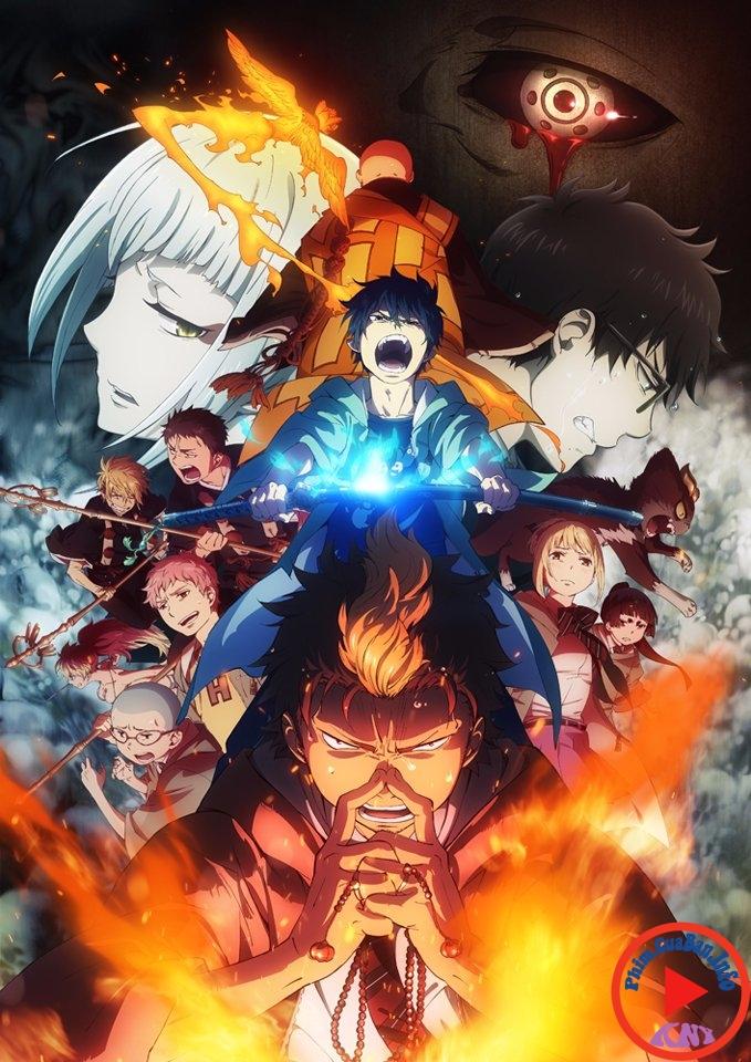 Ao no Exorcist: Kyoto Fujouou-hen - Ao no Exorcist Season 2