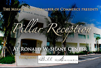 The Ronald W. Shane Center is a non-profit organization overlooking the scenic Indian Creek Waterway on Miami Beach. The Shane Center is home to the Miami Beach Rowing Club, University of Miami and Barry University Women's Crew Teams. The Shane Center also provides a beautiful, state-of-the-art meeting and events facility with over 4000 square feet of rentable space with a full top-of-the-line catering kitchen to fill anyone's needs for social events, business meetings, conferences, seminars and functions. We have successfully created a unique and captivating venue that incorporates the ambiance of the water and its beautiful Miami Beach surroundings.  This event is graciously catered by one of the best in the business, Bill Hansen Catering who for over 30 years continues to exceed customers expectations through his fabulous preparations, attention to detail and top-notch service.