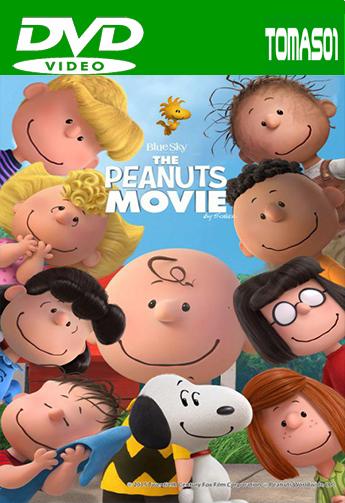 Snoopy y Charlie Brown: Peanuts, La Película (2015) DVDRip