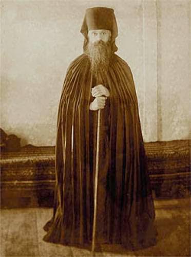 Saint Alexi Of Teklati 1923