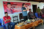 Legislator PDIP Sulsel HA. Ansyari Mangkona Gelar Reses dan  Sosialisasi Perda di Kecamatan Tempe Wajo