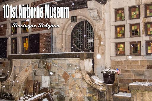 101st Airborne Museum - Bastogne, Belgium