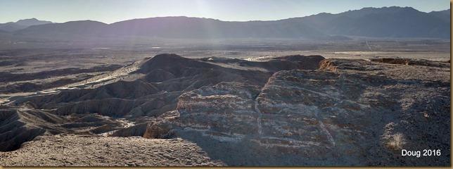 SanYsidro Mountains and Borrego Springs