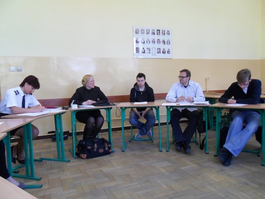 Godziny wychowawcze - przygotowanie Konferencji z GCPU - Dynamiczna Tożsamość 08-05-2012 - 5.JPG