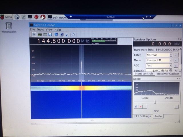 gqrx windows 7 - gqrx windows 7