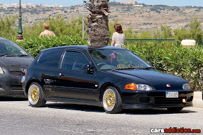 Honda Civic EG with BBs wheels