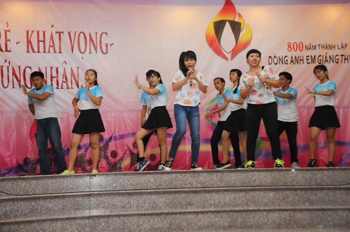 Đại hội Giới trẻ Đa Minh giáo phận Sài Gòn