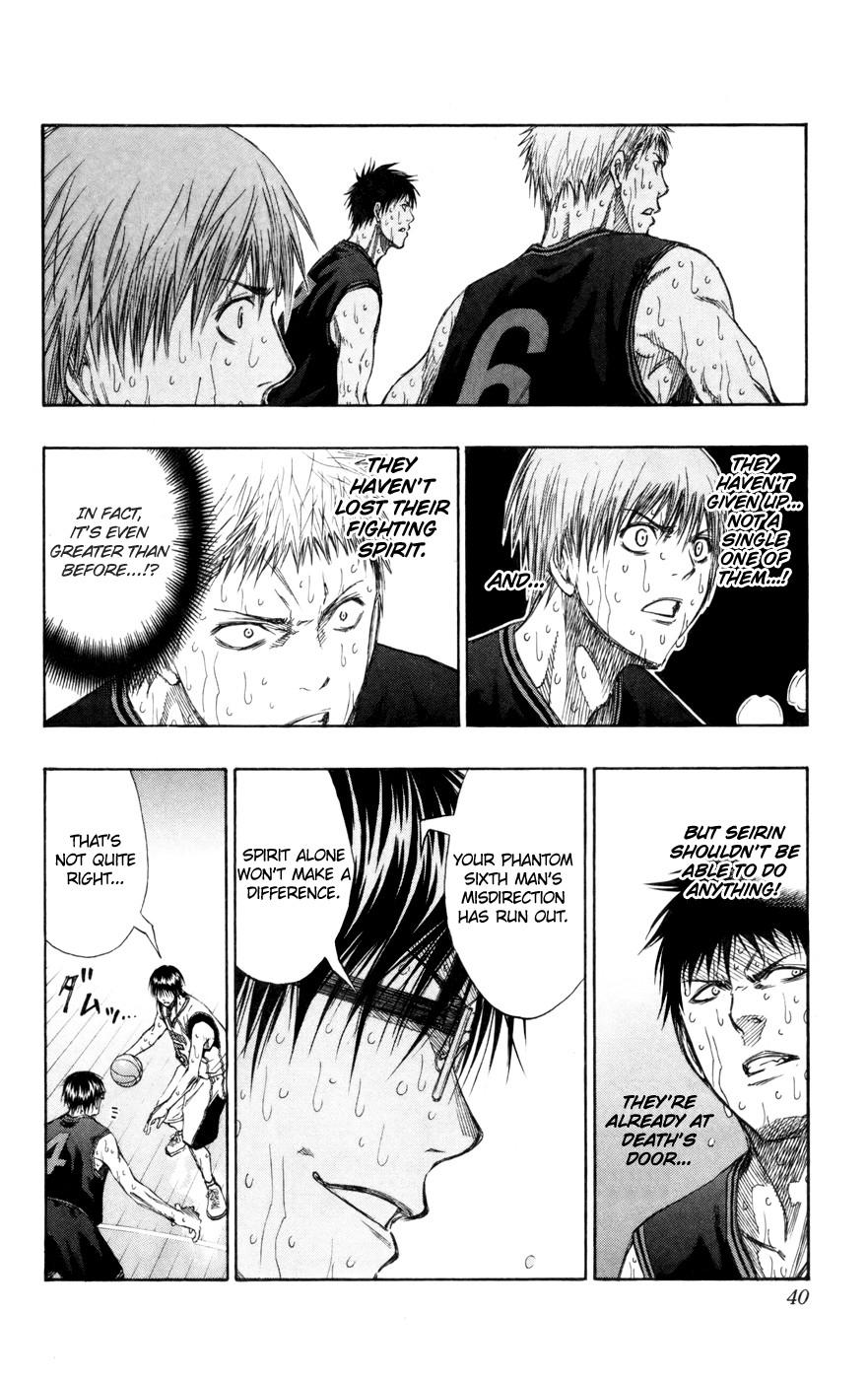 Kuroko no Basket Manga Chapter 128 - Image 14