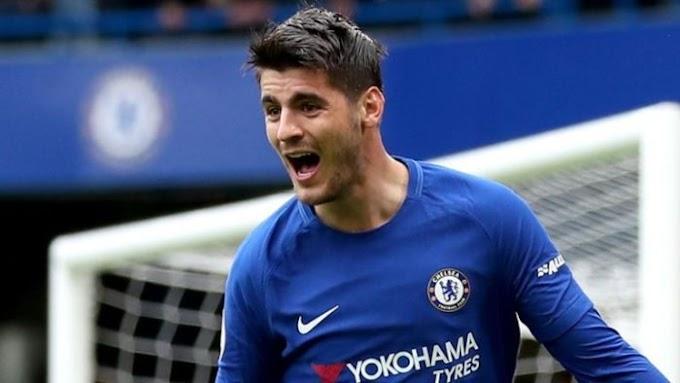 Premier League!! Chelsea Striker Morata Speaks On Plans To Leave The Club