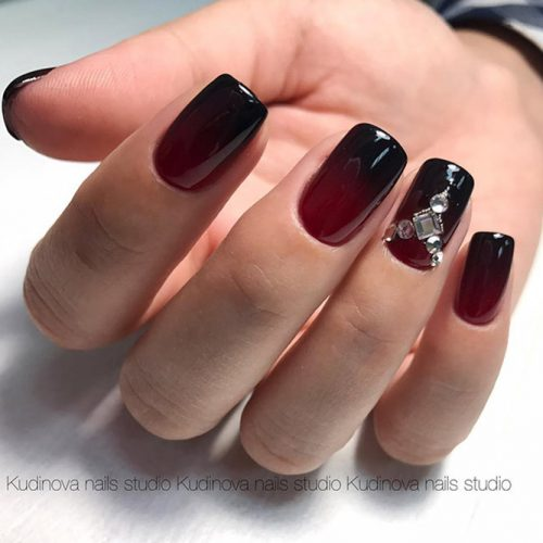 Hottest Red Nails For Woman 2018 5