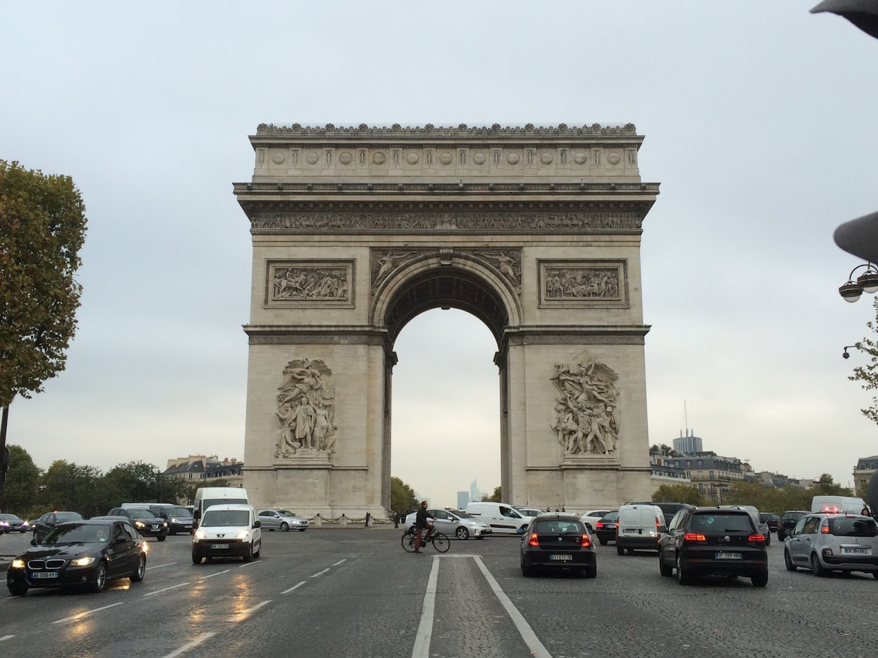 My Photos: France -- Paris -- Arc de Triomphe