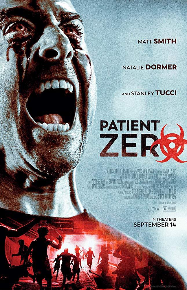 Movie Download: Patient Zero (2018)
