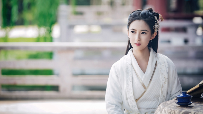 Web Drama Heavenly Sword Dragon Slaying Saber 2019 Chinesedrama