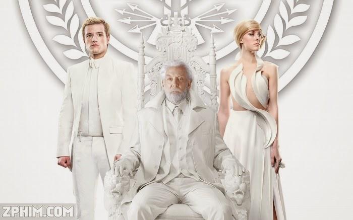 Ảnh trong phim Đấu Trường Sinh Tử 3: Húng Nhại Phần 1 - The Hunger Games: Mockingjay Part 1 2