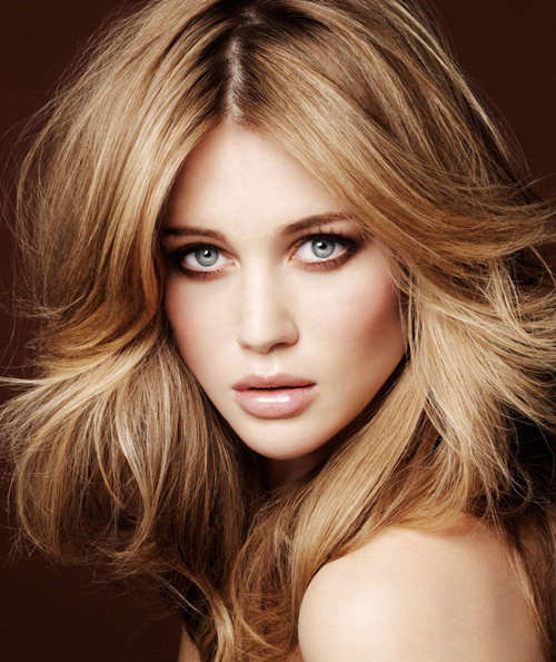 golden brown hair color styles 2017