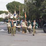 Έπαρση σημαίας εκατονταχρόνων στο Δημαρχείο Αγίου Δομετίου