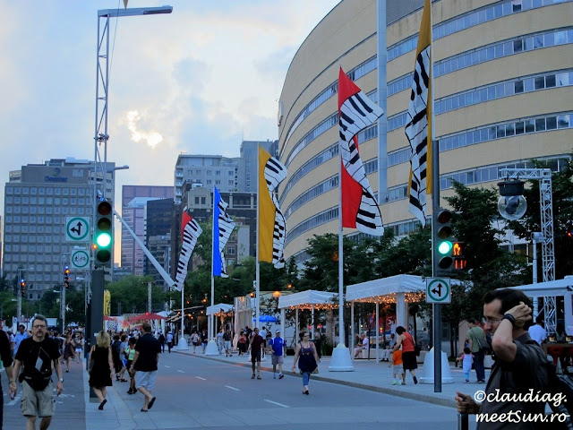 Montreal. Festivalul International de Jazz 2013.