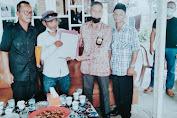 Ketua DPD SWI Kabupaten OKI Terima SK Kepengurusan Dari Ketua DPW SWI Sumsel