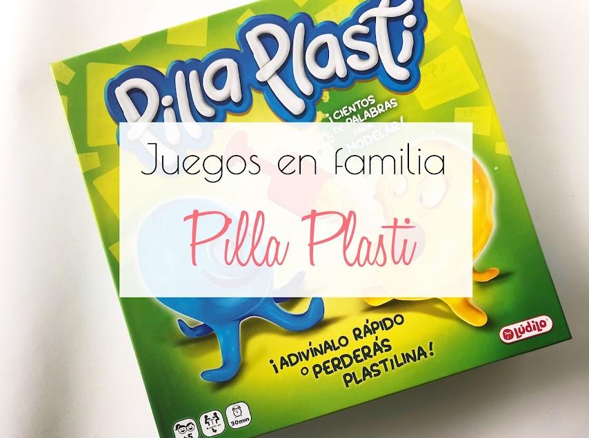 Pilla Plasti juegos en familia