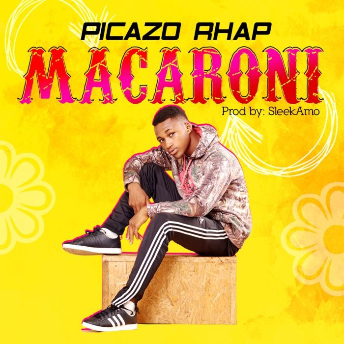 New YBNL artist Omogbolahan Sodiq Ilabode populary known as Picazo
