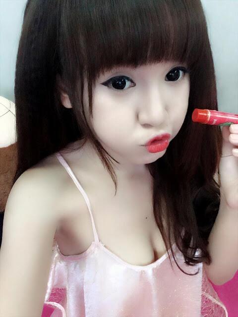 Hot girl Lê Diễm Nhi
