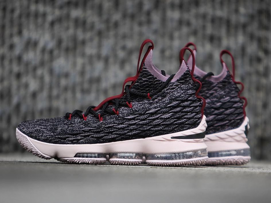 nike lebron 16 red